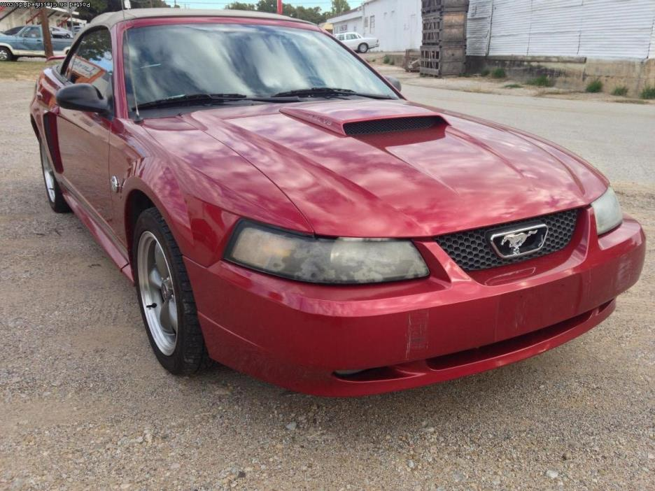 2004 ford mustang 40th anniversary edition vehicles for sale. Black Bedroom Furniture Sets. Home Design Ideas