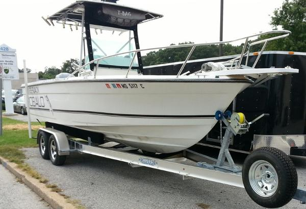 1993 Robalo 2320 Offshore