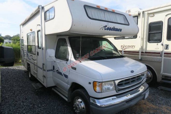 2001 Coachmen Catalina Sport 220RK