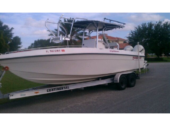 Paramount sport fish boats for sale in florida for Paramount fishing boat