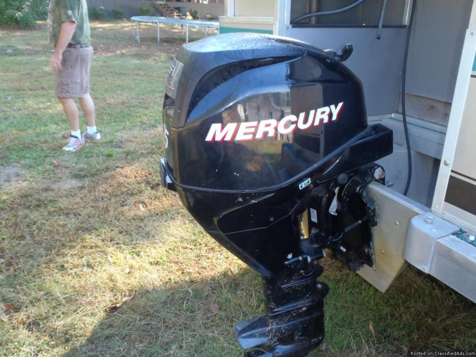 2006 Mercury 25hp Four Stroke