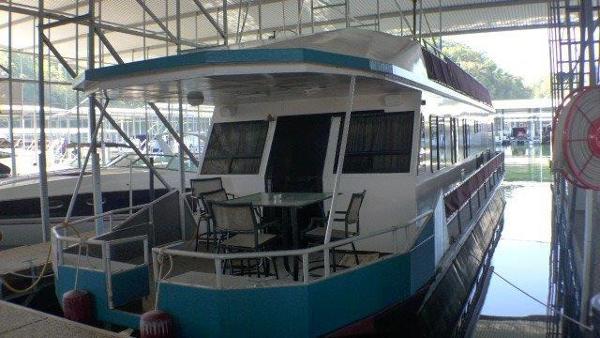 1989 STARDUST 16x65 Houseboat