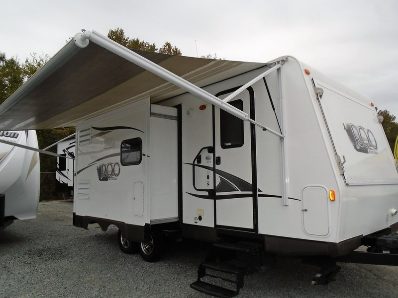 2014 Forest River Rockwood Roo 23IKSS