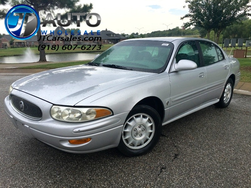 2001 Buick LeSabre *Leather *Cold AC *CARFAX