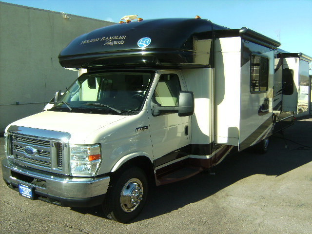 2012 Holiday Rambler AUGUSTA 29PBT