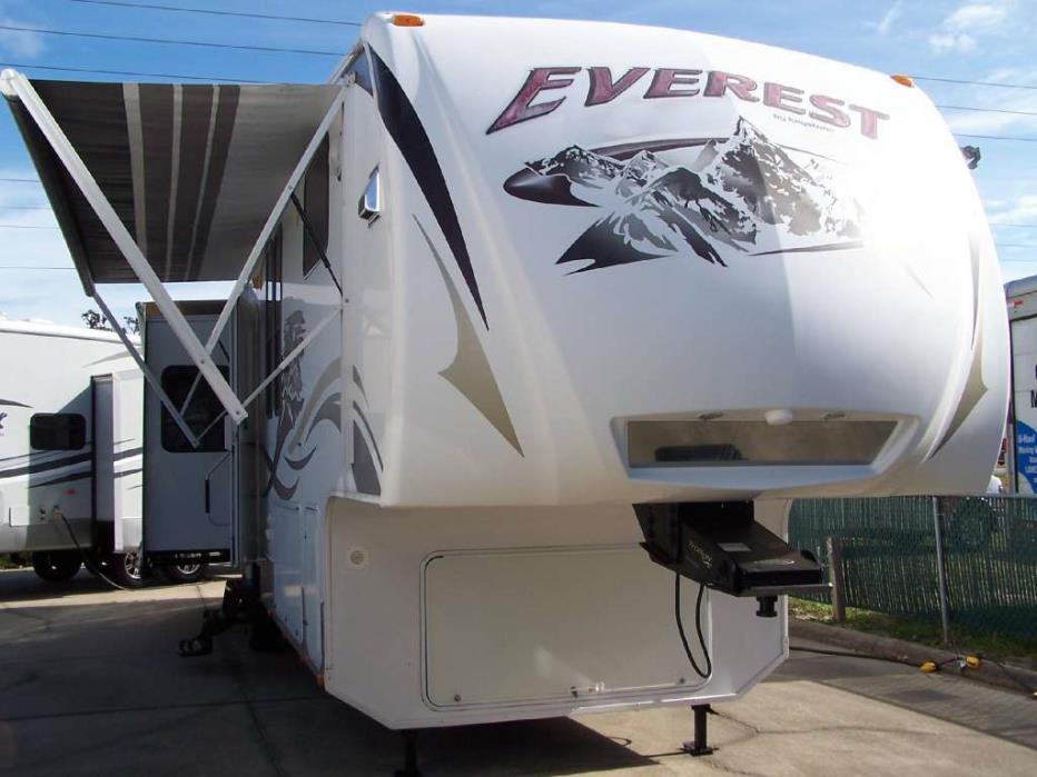 2009 Keystone Everest 345S