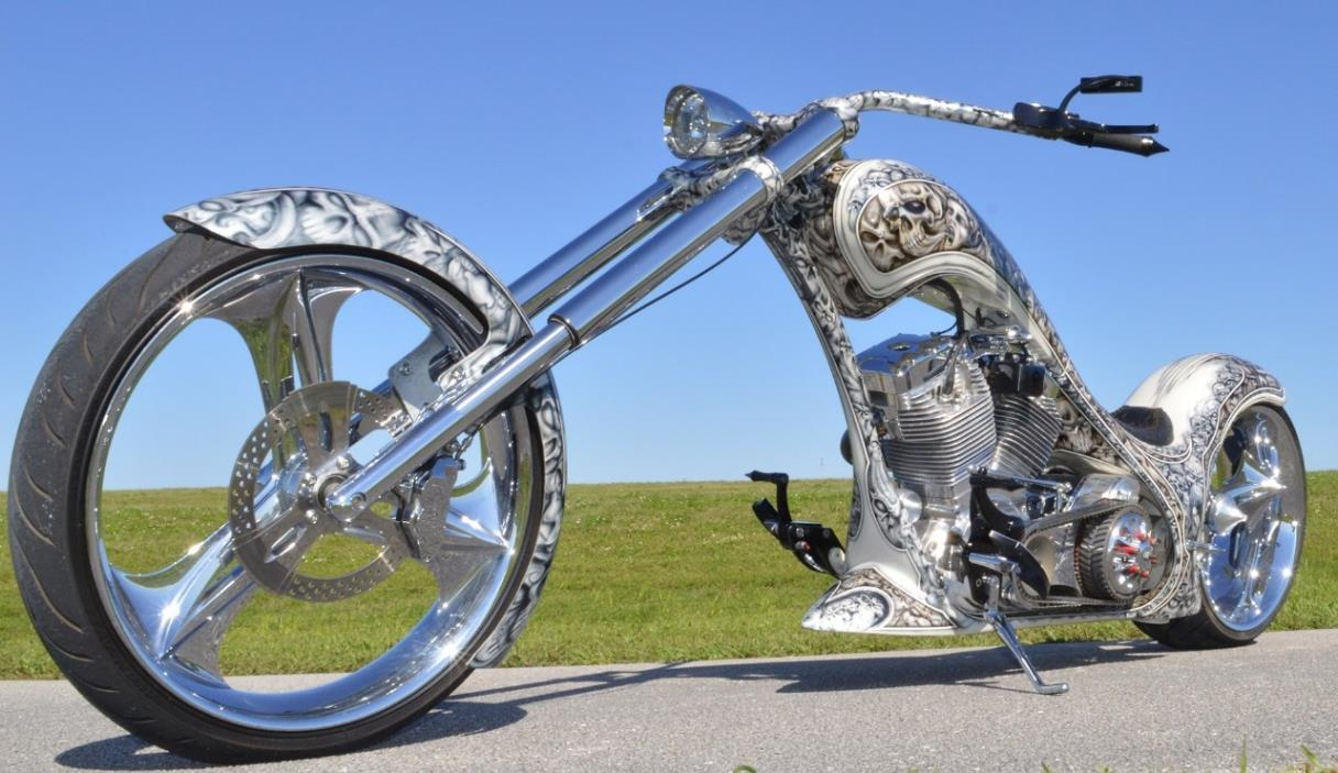 2011 Thunder Cycle Designs TATTOO II