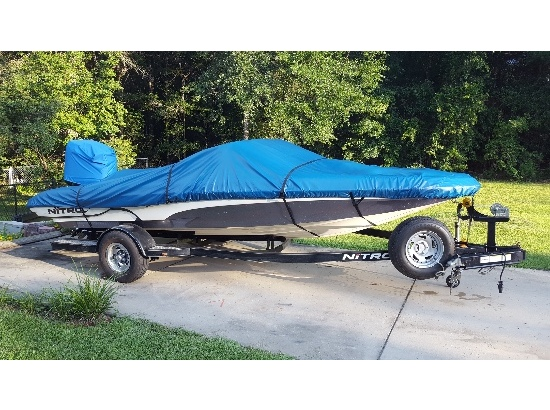 Nitro 189 sport fish and ski boats for sale in crestview for Fish and ski boats for sale