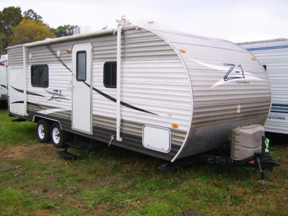 2014 Crossroads Z-1 231FB