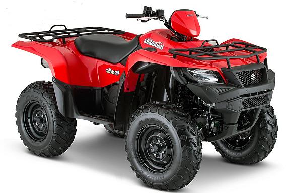 2014 Suzuki KINGQUAD 500AXI