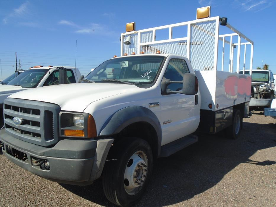 2007 Ford F550  Utility Truck - Service Truck