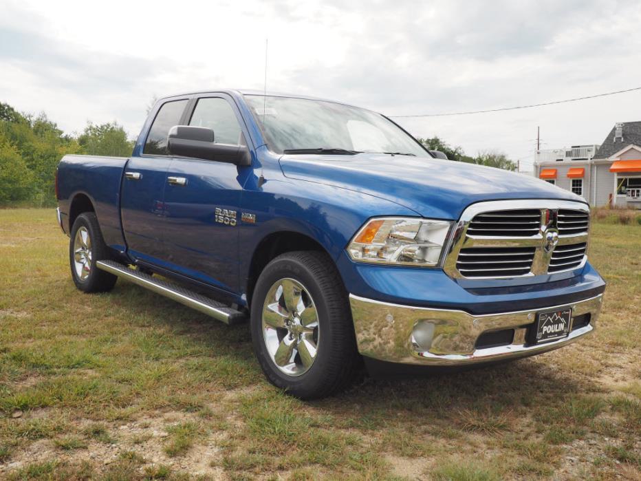 2017 Ram 1500  Pickup Truck