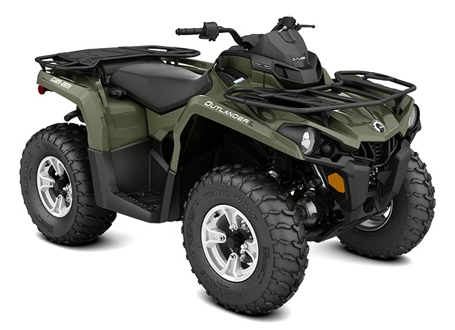 2016 Can-Am Outlander™ L DPS 570