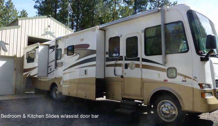 2007 Tiffin Open Road 34TGA