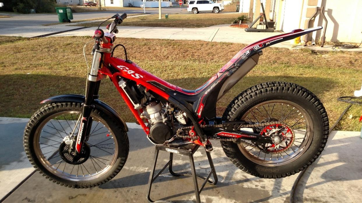 2010 Gas Gas 300 PRO