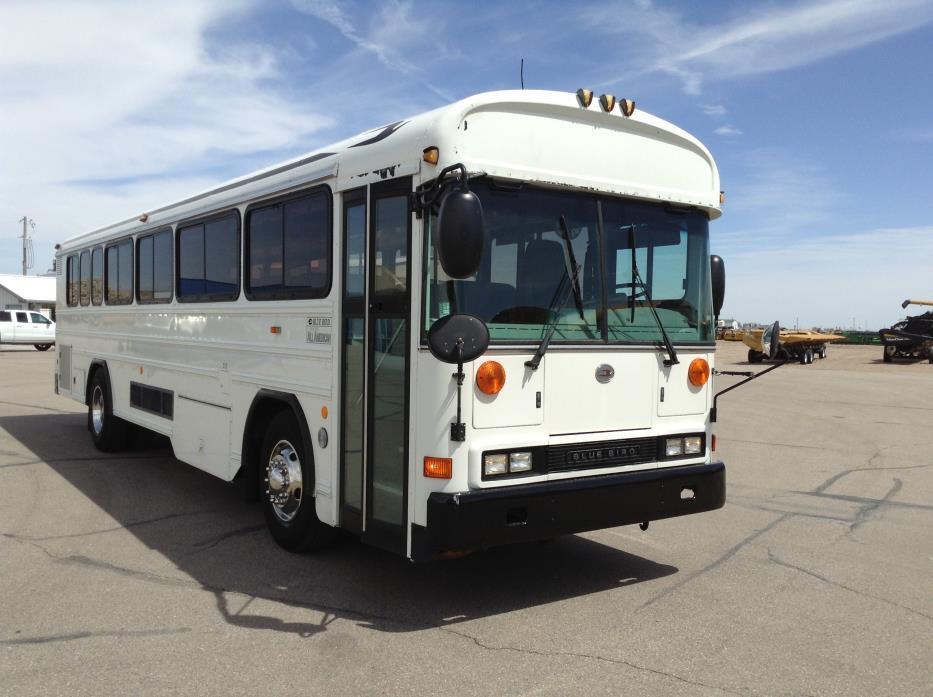 2006 Bluebird All American Bus
