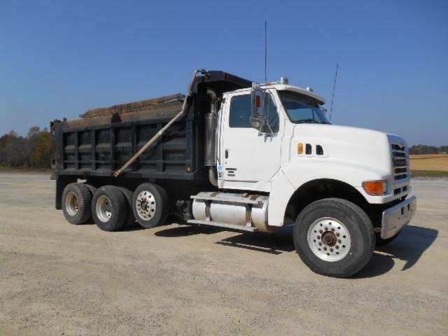 2006 Sterling Lt9511 Dump Truck