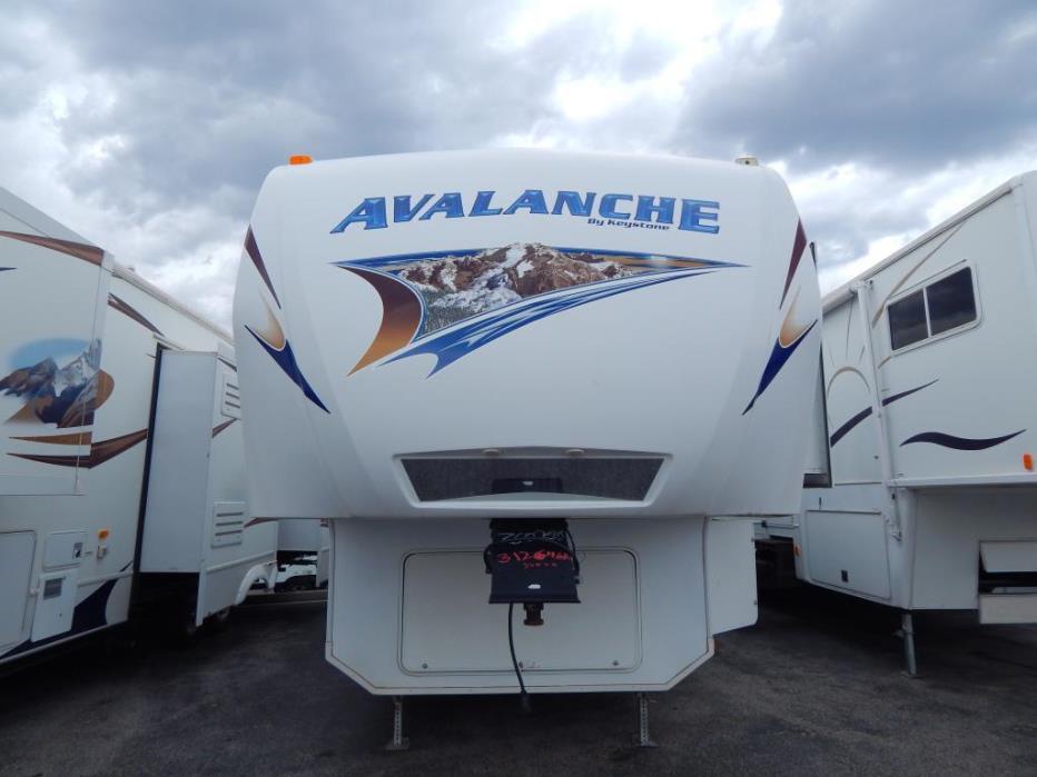 Keystone Avalanche 345TG