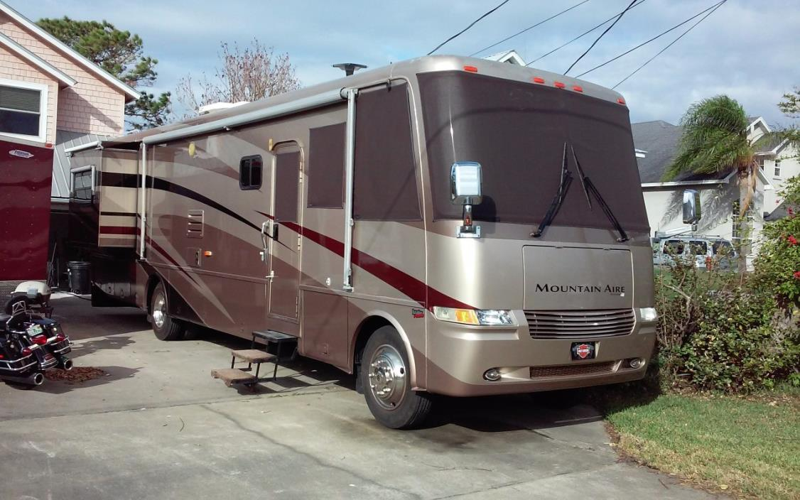 2003 Newmar MOUNTAIN AIRE 3778