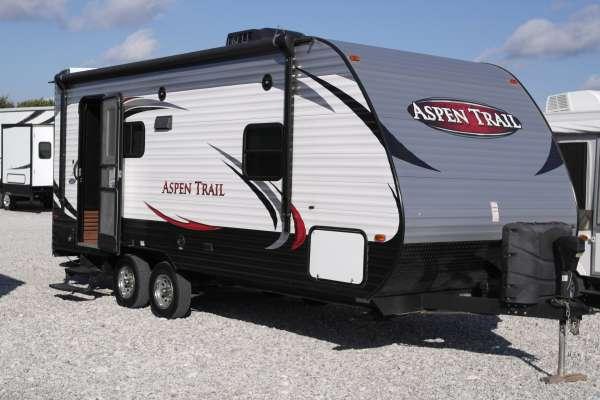 2014 Aspen Trail 2060RBS