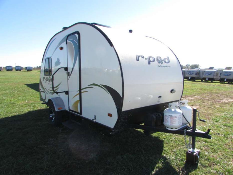 2010 Forest River R Pod Rp 172 Forest River Rpod 172