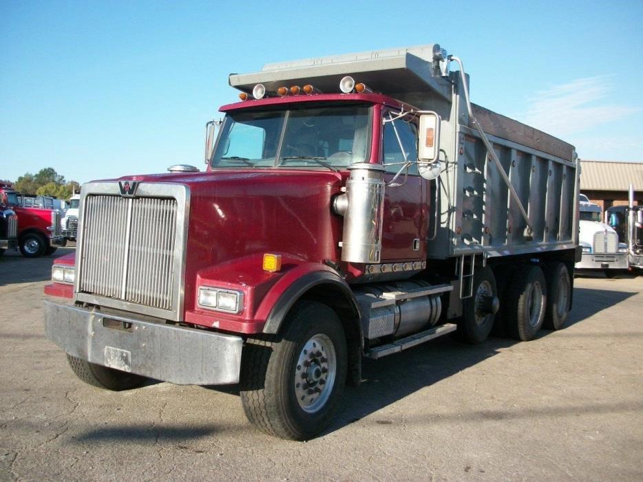 2004 Western Star 4964f Dump Truck