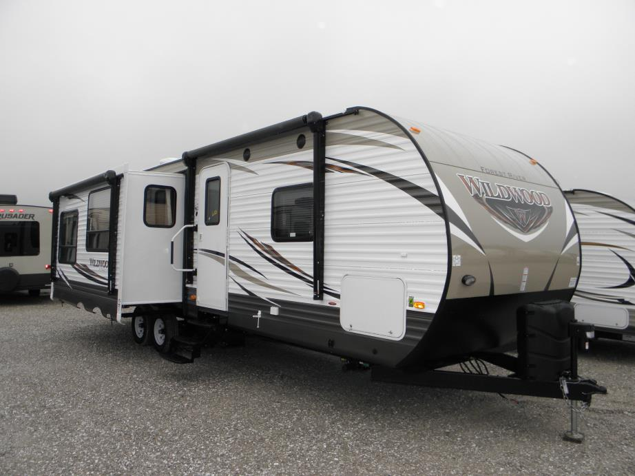 Forest River Wildwood 27 Rvs For Sale