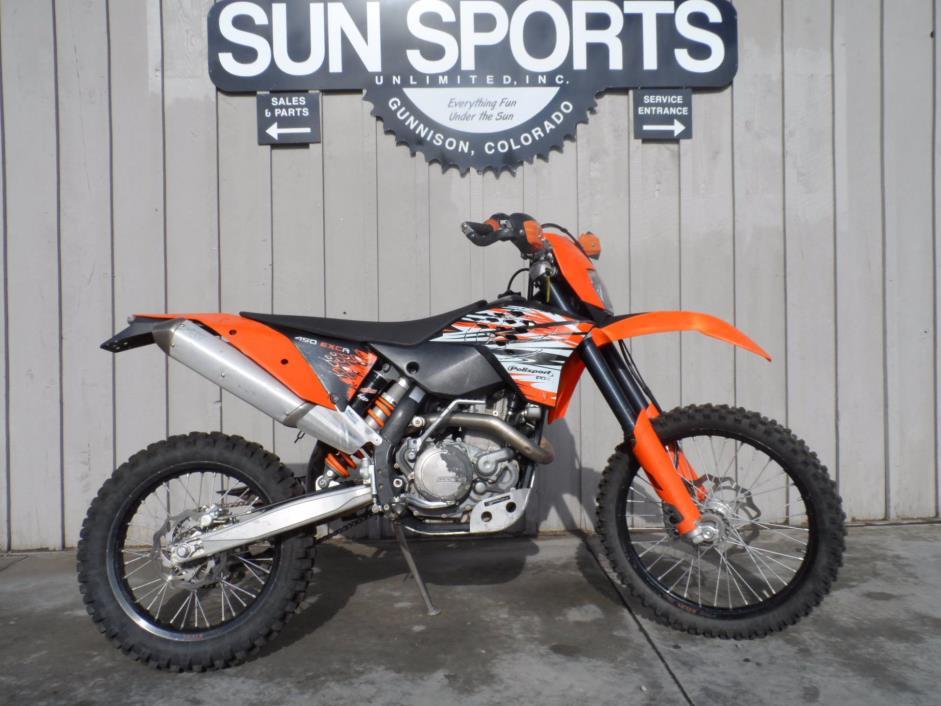 2008  KTM  450 EXC