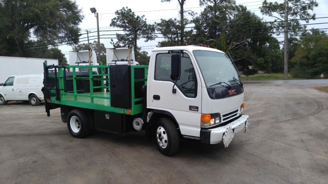 2001 Gmc W3500 Cabover Truck - COE