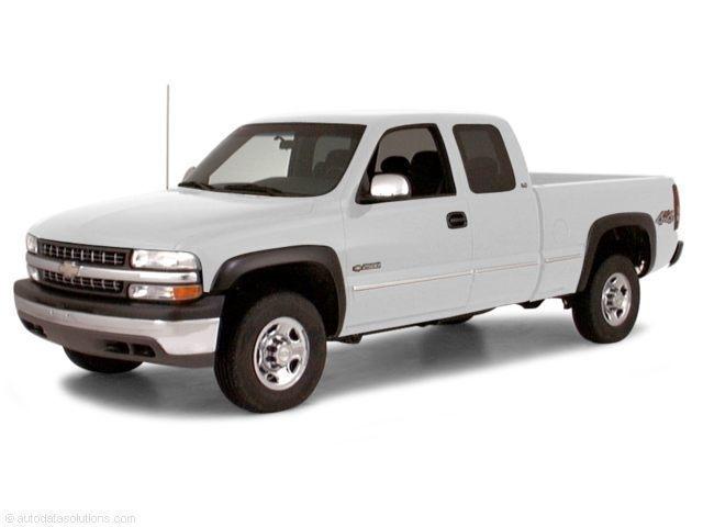 2000 Chevrolet Silverado 2500  Pickup Truck