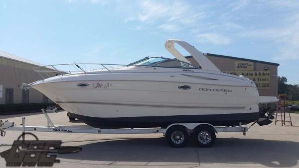 2003 Monterey 265 Cruiser