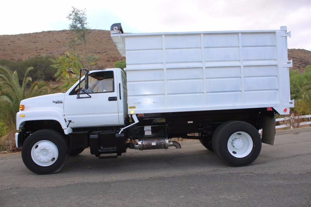 1994 Gmc T7500 Dump Truck