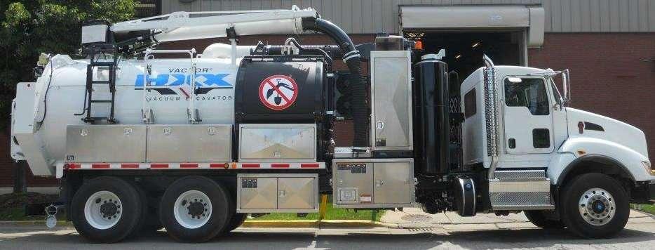 2014 Vactor 2112 Hxx Hydroexcavator - Pd  Vacuum Truck