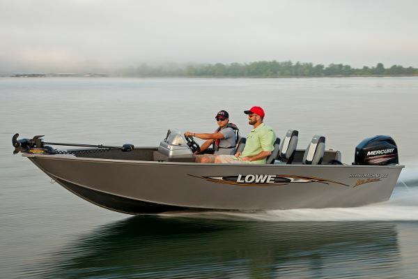 2017 Lowe FM 160 Pro