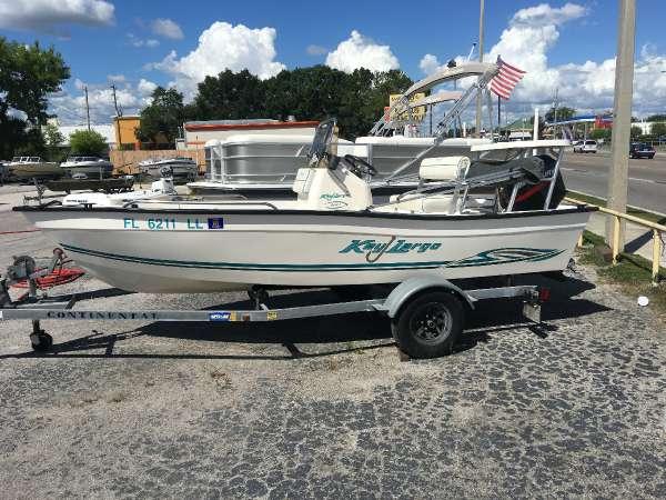 2016 Key Largo 160