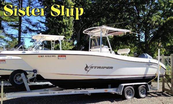 2006 Seaswirl Striper 2301CC