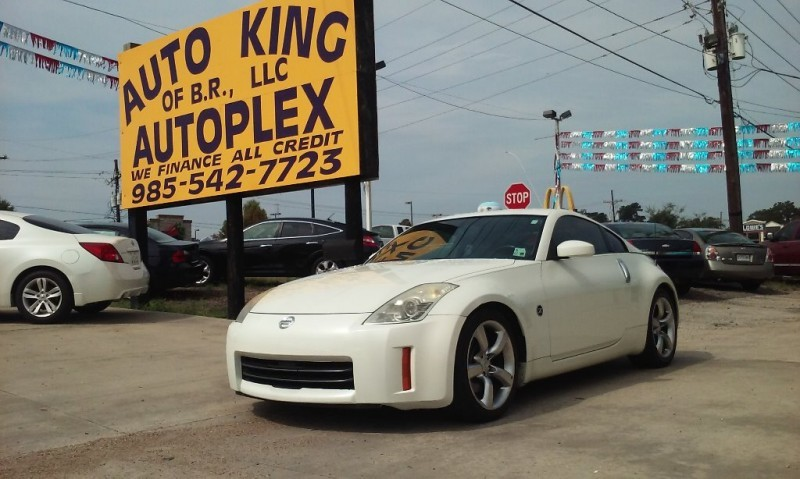 2006 Nissan 350Z 2dr Cpe WE FINANCE ALL CREDIT GURANTEED