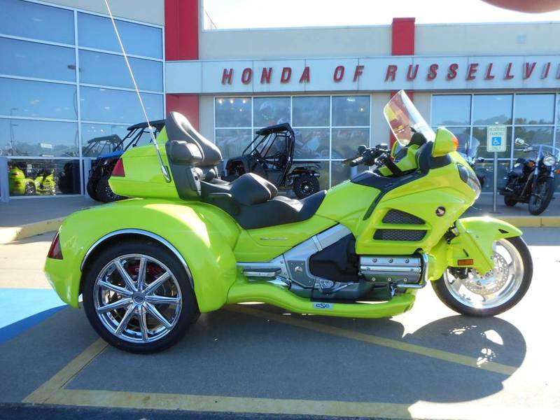 2016 California Side Cars GL1800 Viper