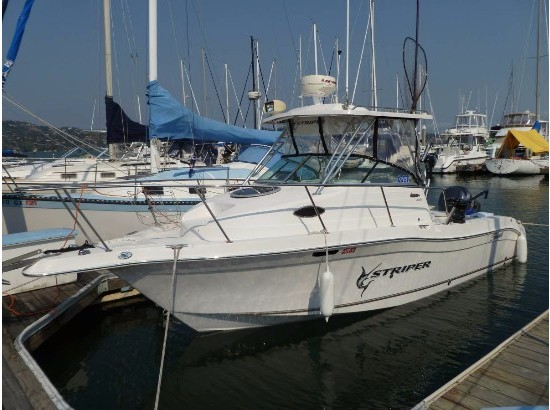 2006 Seaswirl 2301 Striper