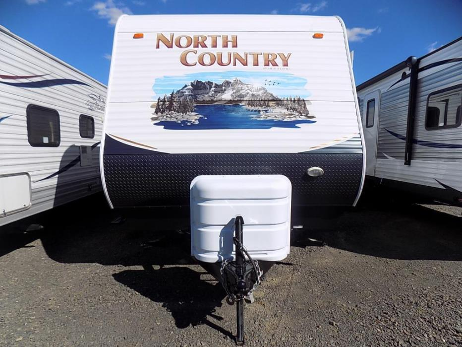 2012 Heartland North Country 29RLSS