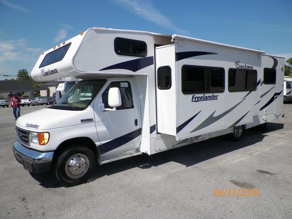 Coachmen Freelander Rvs For Sale In Tennessee
