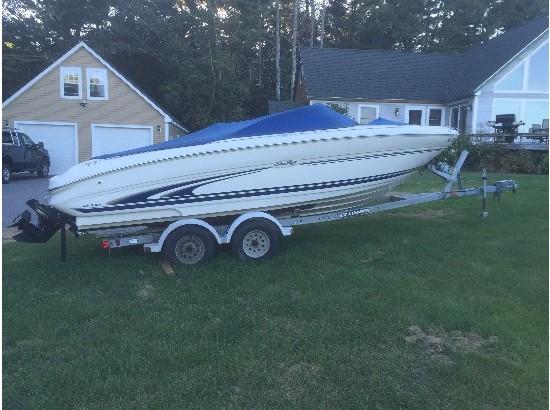 2000 Sea Ray 210 Bowrider