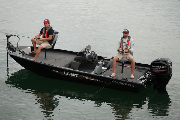 2017 Lowe Stinger 175