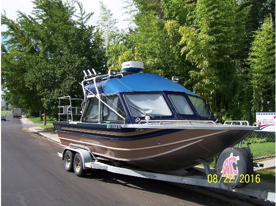 1999 Northwest Jet Boats signature