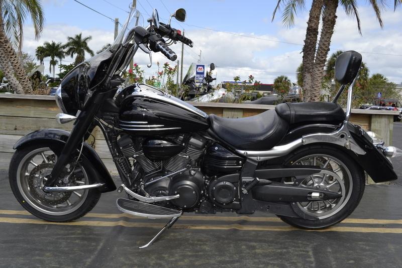 Yamaha roadliner midnight motorcycles for sale in punta for Yamaha motorcycle for sale florida
