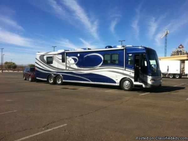 2004 Newmar Essex 4503 Class-A Motorhome For Sale