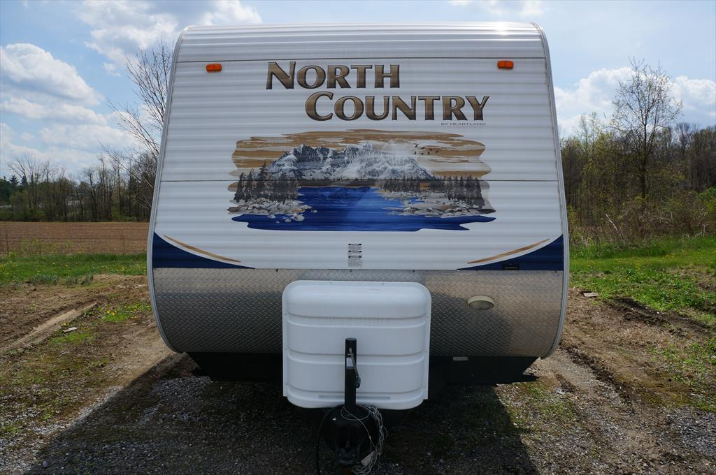 Heartland Rv North Country 27BHS