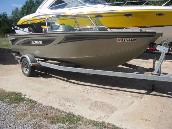 2006 Lowe Fish & Ski FS175