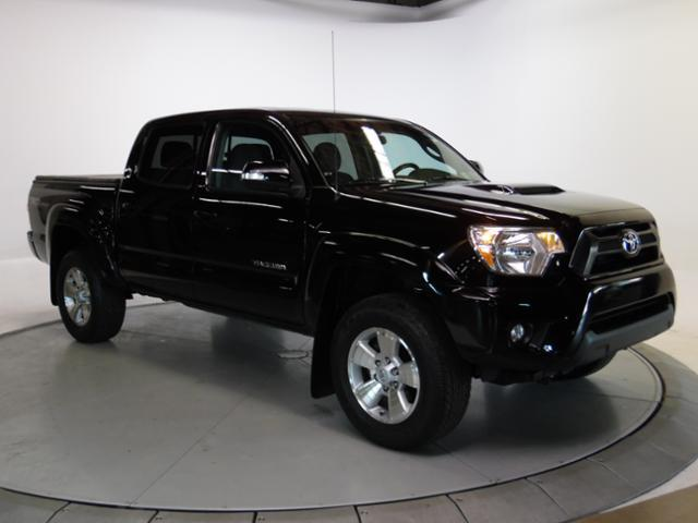 2014 Toyota Tacoma 4wd Double Cab V6 Mt (natl)  Pickup Truck
