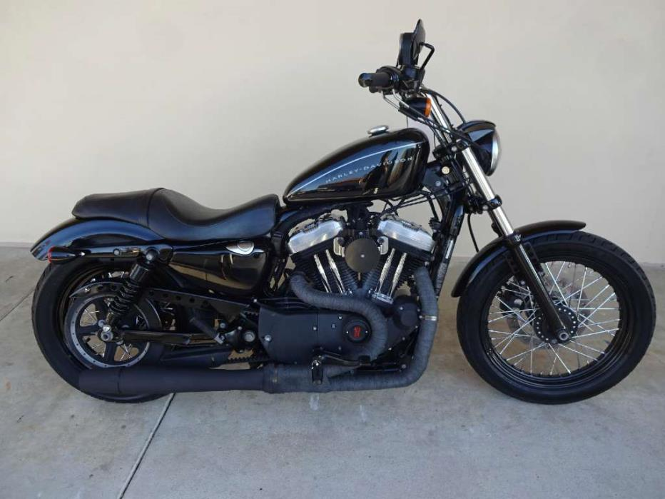 Harley Davidson Sportster 1200 Nightster Motorcycles For